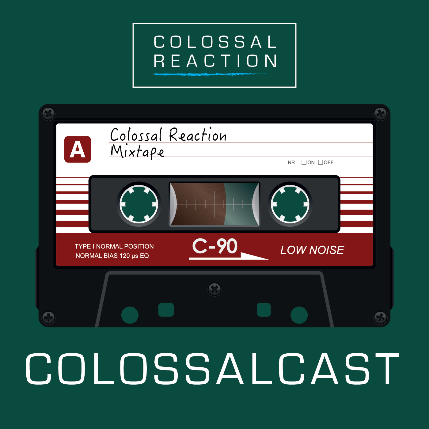 COLOSSALCAST Episode 4